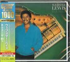 WEBSTER LEWIS-8 FOR 80'S-JAPAN CD   BONUS TRACK B63