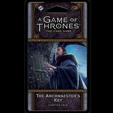 The Archmaester's Key Chapter Pack for A Game of Thrones LCG 2nd edition