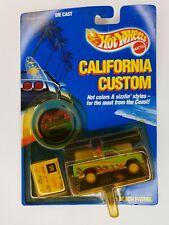 "Hot Wheels California Custom ""Beach Patrol  #2101  Die Cast - Mattel 1989"