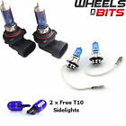 2x HB4 & H3 55w HALOGEN HID XENON GAS FILLED BULBS upto 50% BRIGHTER Super White