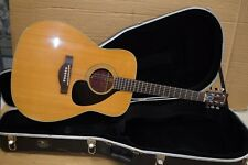 Yamaha Fg-180 Red Label Dreadnought Acoustic Guitar + Case