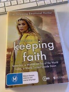 Keeping Faith Season Series 1 DVD R4