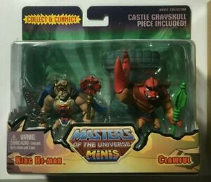 Custom Masters of the Universe He-man CLAWFUL Homard Queue Caoutchouc Rouge Cape Only MADE IN THE USA