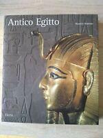ANTICO EGITTO (I Tesori Dell'Arte Egizia) MAURIZIO DAMIANO EDIZ. ELECTA 2001