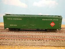 HO SCALE ROUNDHOUSE 50' REA EXPRESS REEFER