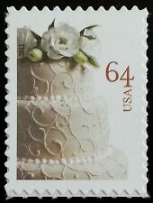 2011 64c Wedding Special Issue, Cake Scott 4521 Mint F/VF NH