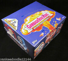 2013 GARBAGE PAIL KIDS BNS3 Series 3 Factory Sealed RETAIL BOX; 24 packs/10ct