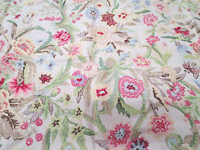 Lee Jofa Fabrics Pattern Port Eliot Color Cream Linen 40 In x 47 In David Easton
