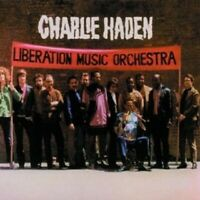"""CHARLIE HADEN """"LIBERATION MUSIC ORCHESTRA"""" CD NEW"""