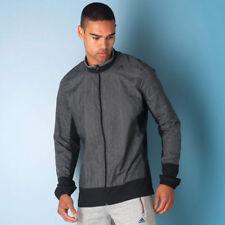 adidas Zip Neck Bomber, Harrington Coats & Jackets for Men