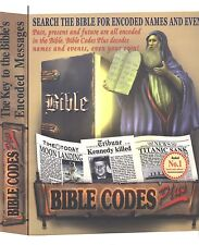 Bible Codes Plus software. Past, Present, Future can be decoded by you. Download