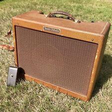 "1959 Fender Vibrolux Tweed - ""Deluxe"" with Tremolo"