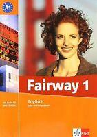 Fairway. A1. Lehr- und Arbeitsbuch + Audio-CD + CD-ROM v... | Buch | Zustand gut