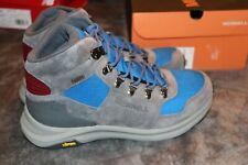 New Authentic MERRELL Ontario 85 Mid Blue Boot J16931 Sz 10 Mens w/Box US SELLER