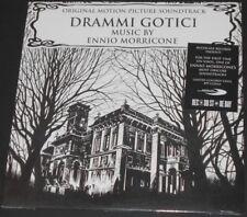 ENNIO MORRICONE drammi gotici ITALY LP new WHITE VINYL record store day 2018