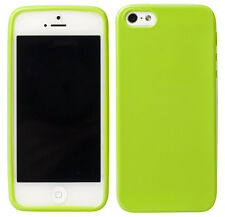Silicone Shockproof Gel Case Cover For iPhone 4, 5S, 5C, SE, 6, 7, 8 Plus, XS