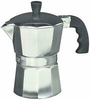 Aluminum Stovetop Espresso Coffee Maker Latte Moka Pot Percolator 3 cup