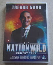 TREVOR NOAH Nationwild Comedy Tour PAL SOUTH AFRICA DOESN'T PLAY IN USA Region 2