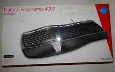 Microsoft Natural Ergonomic 4000 Wired Keyboard R18995