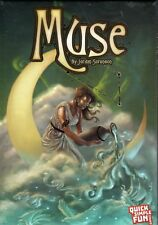 Quick Simple Fun Games Muse card game