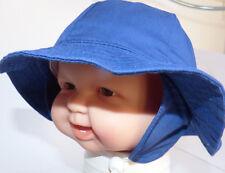KU 43 44 45 46 47 48 binden Ohren Schutz Sonnen Hut Sommer Mütze Kind Junge BABY