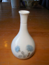 Wedgwood England ICE ROSE Bud Vase 5 in