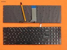 MSI GT72 GS60 GS70 WS60 GE72 GE62 BLACK US Keyboard Full Colorful Backlit New