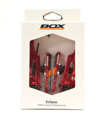 BOX ECLIPSE PRO BMX BIKE V-BRAKES, RED