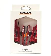 BOX ECLIPSE PRO BMX BIKE V-BRAKES, RED