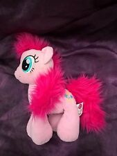 Peluche Mon Petit Poney My Little Pony Rose Longs poils H 26 cm PINKIE PIE