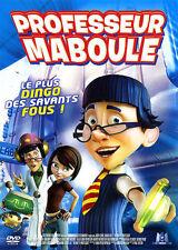 DVD NEUF pas cher  PROFESSEUR MABOULE LE PLUS DINGO DES SAVANTS DESSIN ANIME
