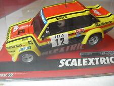 Scalextric Fiat 131 Abarth Montecarlo 1/32 Maqueta de Coche - Multicolor (A10194S300)