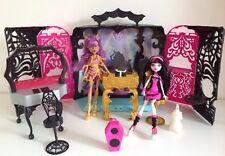 Muñeca Monster High Conjunto de Juego tiene Disco DJ Set MP3 Ipad reproduce música Draulaura muñecas