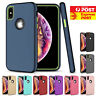 Tough Shockproof Case Cover for iPhone XS MAX XR X 8 Plus 7 6S 6 A112