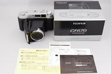 [Rare Mint in BOX] FUJI GF670 Professional w/FUJINON 80mm f/3.5 Lens JAPAN #e422