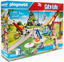 Playmobil 70328 City Life Grande Parque Infantil – de Ocio Con Figuras Nuevo Ovp