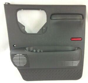 03-09 Chevrolet Kodiak GMC Topkick Passenger Door Gray interior Trim Panel OEM