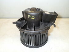 Heater Blower Motor-(Ref.) 01-05 Citroen Xsara Picasso