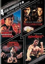 4 Film Favorites Martial Arts Collect 0883929108459 DVD Region 1