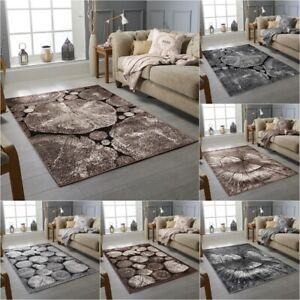 SMALL - EXTRA LARGE BIG SOFT MODERN WOOD CHEAP AREA FLOOR RUGS MATS SALE