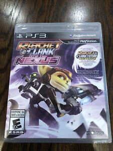 Ratchet And Clank: Into The Nexus (PlayStation 3, 2013) Brand New Sealed
