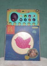 B Baby Floorchestra Bpa Free Thick Foam Play Pad Musical Mat Tile