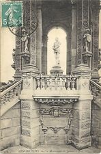 1905-17 French Photo Image PC- Joan of Arc- Jeanne d Arc- Bon Secours- In Armor