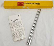 Vintage Kodak Process Thermometer Type 3 Cat 106 4955