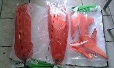 KIT PLASTICHE KTM SXF 250 350 450 2013 2014 2015 KIT 3 PZ COLORE ARANCIO