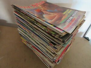 120x Vintage Love Affair Magazines from the 1970's