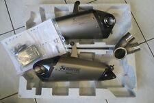 Akrapovic Titan racing escape escapes normales Ducati Panigale 1299, 1299s 96480771a