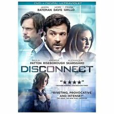 Disconnect (DVD, 2013) Jason Bateman, Hope Davis, Frank Grillo, Paula Patton