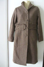 Gorgeous wool KOOKAI coat, SIZE AUS 8-10, NWOT