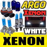 FORD FOCUS MK3 H1 H7 H11 501 55W SUPER WHITE XENON HIGH/LOW/FOG/SIDE LIGHT BULBS